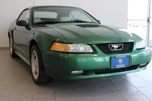 Pre-Owned 1999 Ford Mustang GT