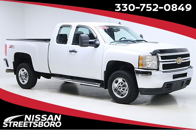 Pre-Owned 2013 Chevrolet Silverado 2500HD Work Truck