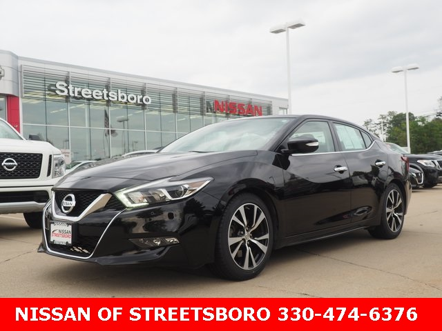 Certified Pre-Owned 2018 Nissan Maxima 3.5 SL