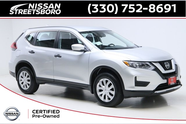 Nissan Certified Pre Owned >> Certified Pre Owned 2019 Nissan Rogue S Awd