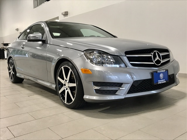 Pre Owned 2015 Mercedes Benz C Class C 350